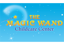 The magic wand logo